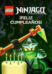 Lego Ninjago Maestros Del Spinjitzu Feliz Cumpleanos Netflix